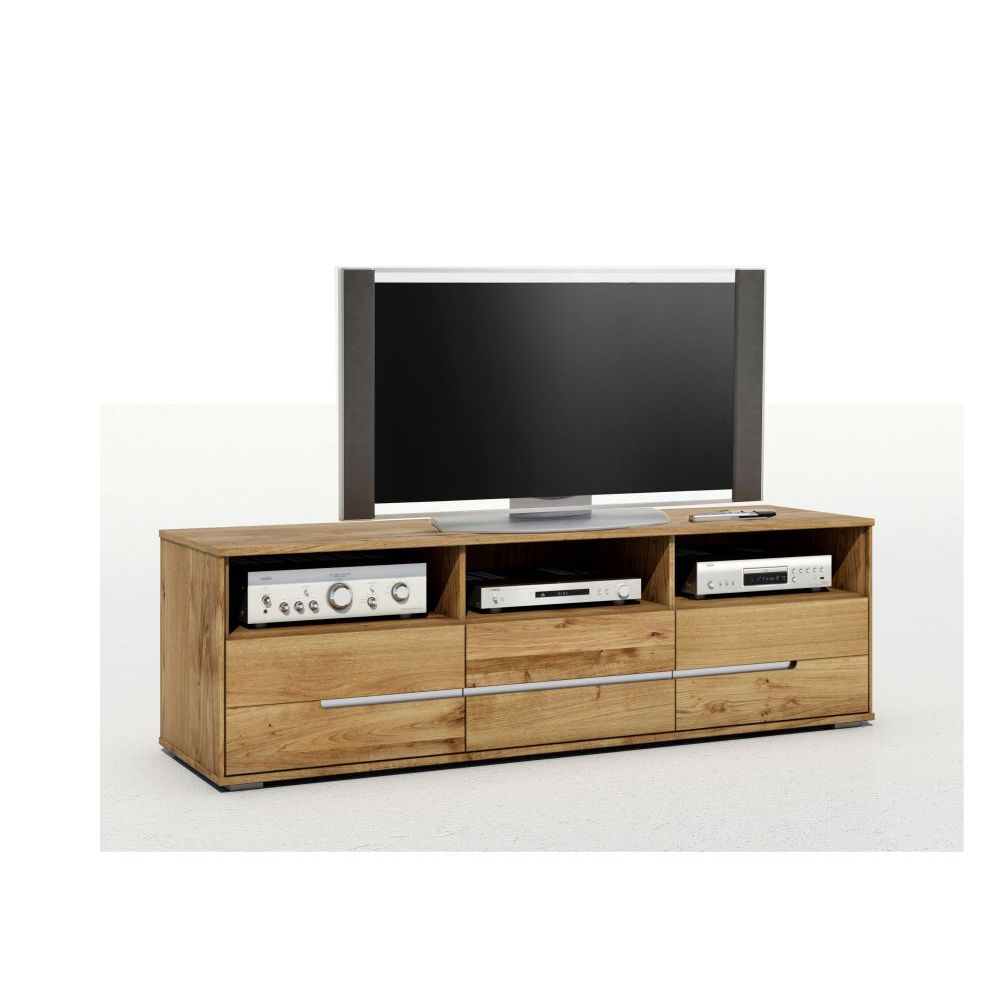 tv kommode lowboard betty wildeiche massiv ge lt b182cm. Black Bedroom Furniture Sets. Home Design Ideas