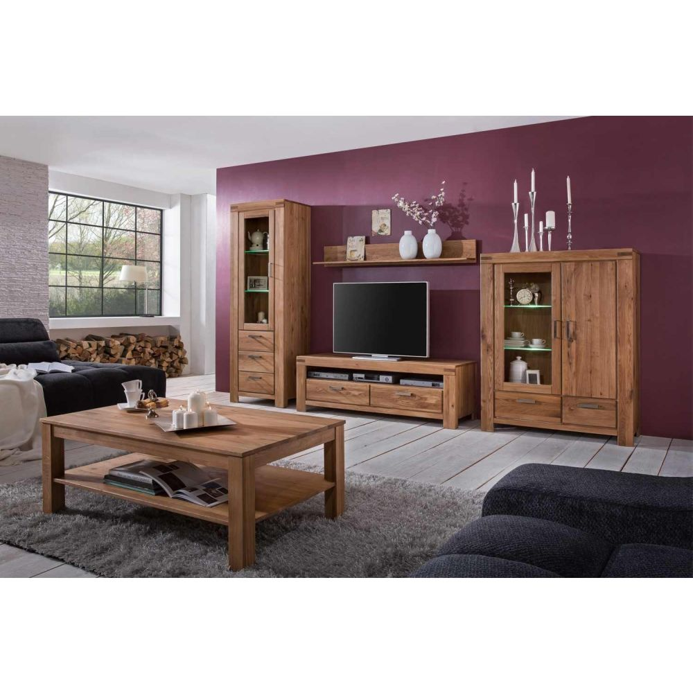 sideboard kommode lisa wildeiche massiv ge lt neu ovp. Black Bedroom Furniture Sets. Home Design Ideas