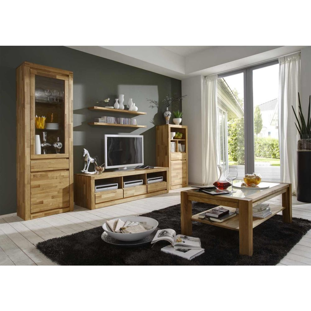 tv kommode lowboard delft eiche massiv ge lt b 120cm neu ovp ebay. Black Bedroom Furniture Sets. Home Design Ideas