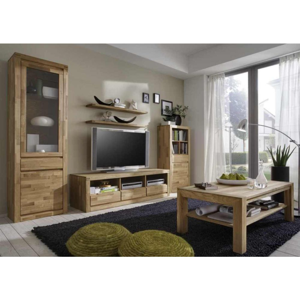tv kommode lowboard delft eiche massiv ge lt b174cm neu ovp ebay. Black Bedroom Furniture Sets. Home Design Ideas